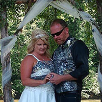 Wedding on the Enoree River